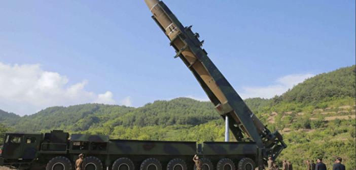 Эксперт из скандального доклада о ракетах КНДР снова подозревает Украину